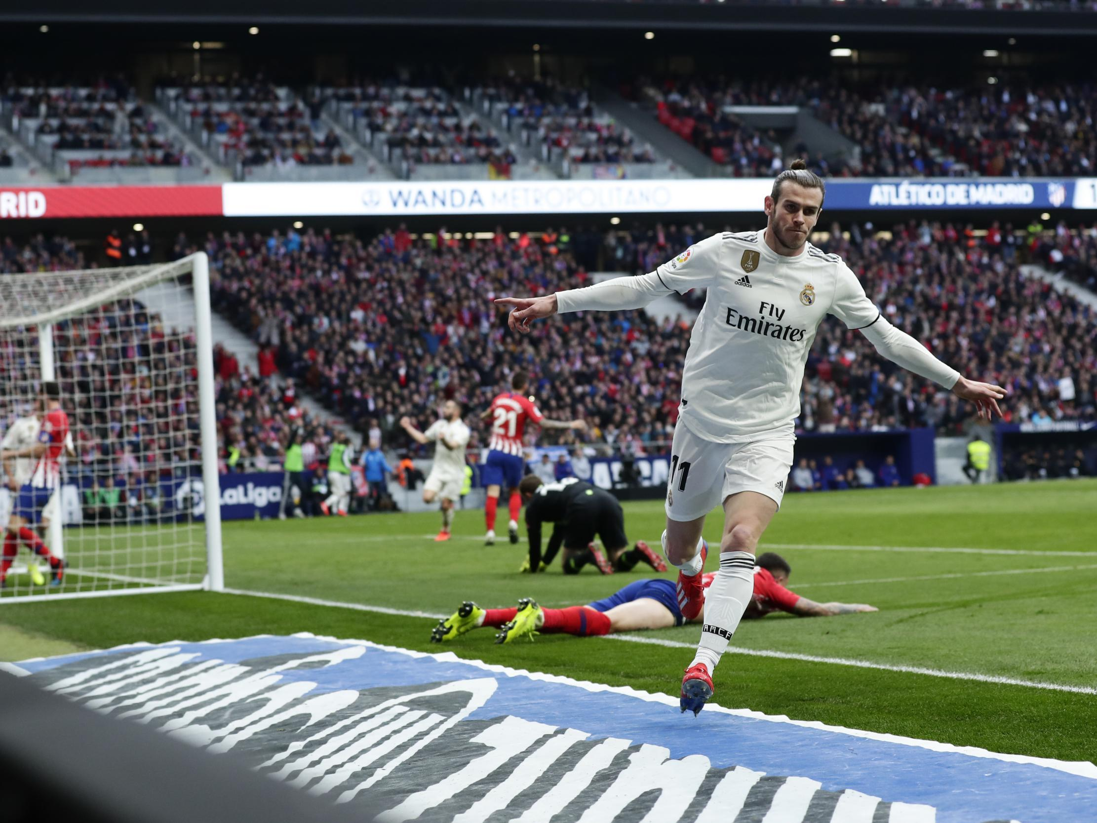 60d72a180 Gareth Bale  Real Madrid star could face 12-game ban for  provocative   celebration in derby vs Atletico