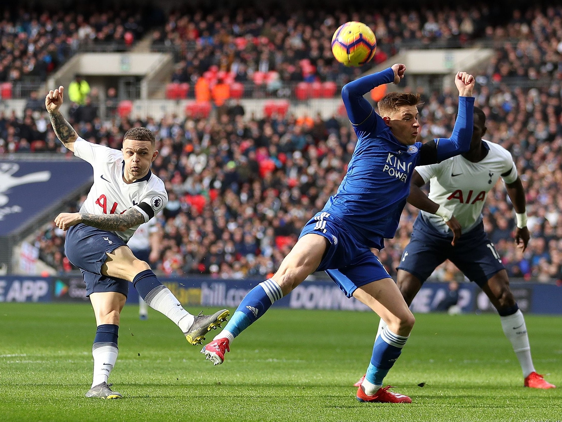 Tottenham Vs Leicester Highlights: Tottenham Vs Leicester City LIVE: Stream, Score, Goals And