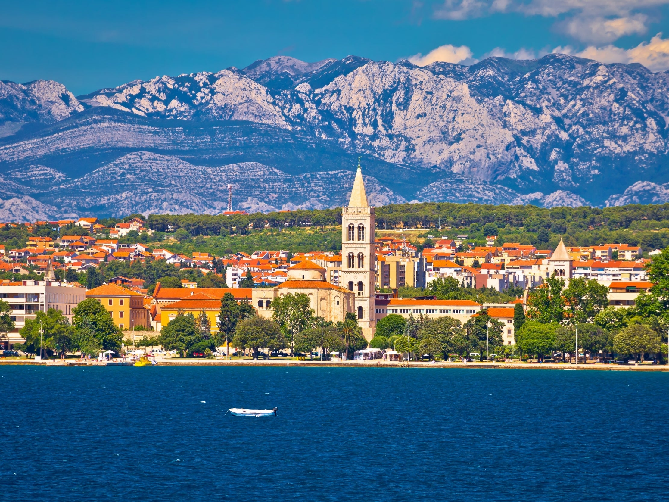 Zadar, Croatia: Incomparable sunsets, a 'sea organ' and untrammelled islands