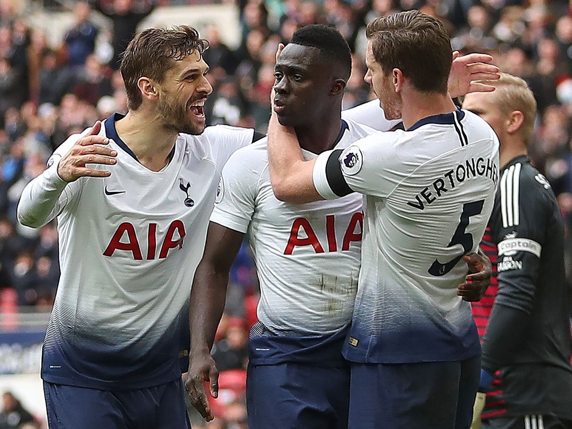 Tottenham vs Leicester: Player ratings as Christian Eriksen and Youri Tielemans shine at Wembley