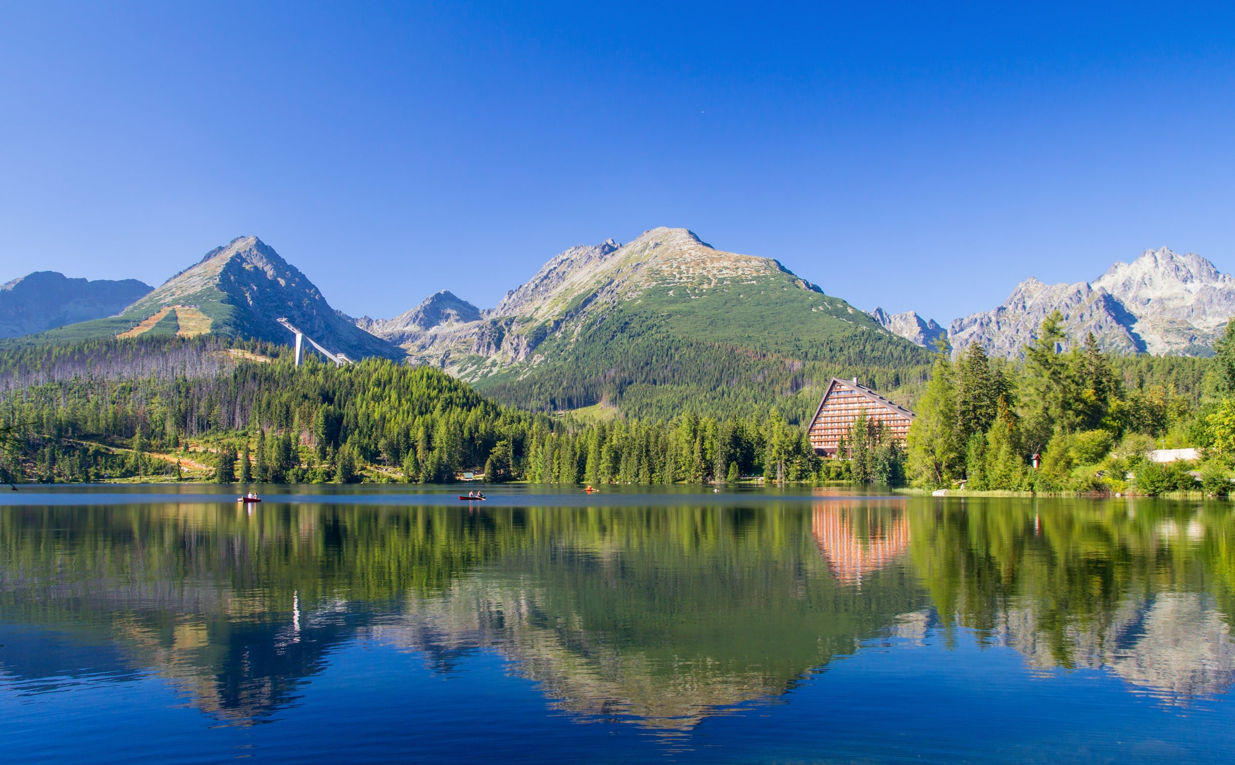 Tatra Mountains, Slovakia: Off-the-grid skiing, rock climbing and more