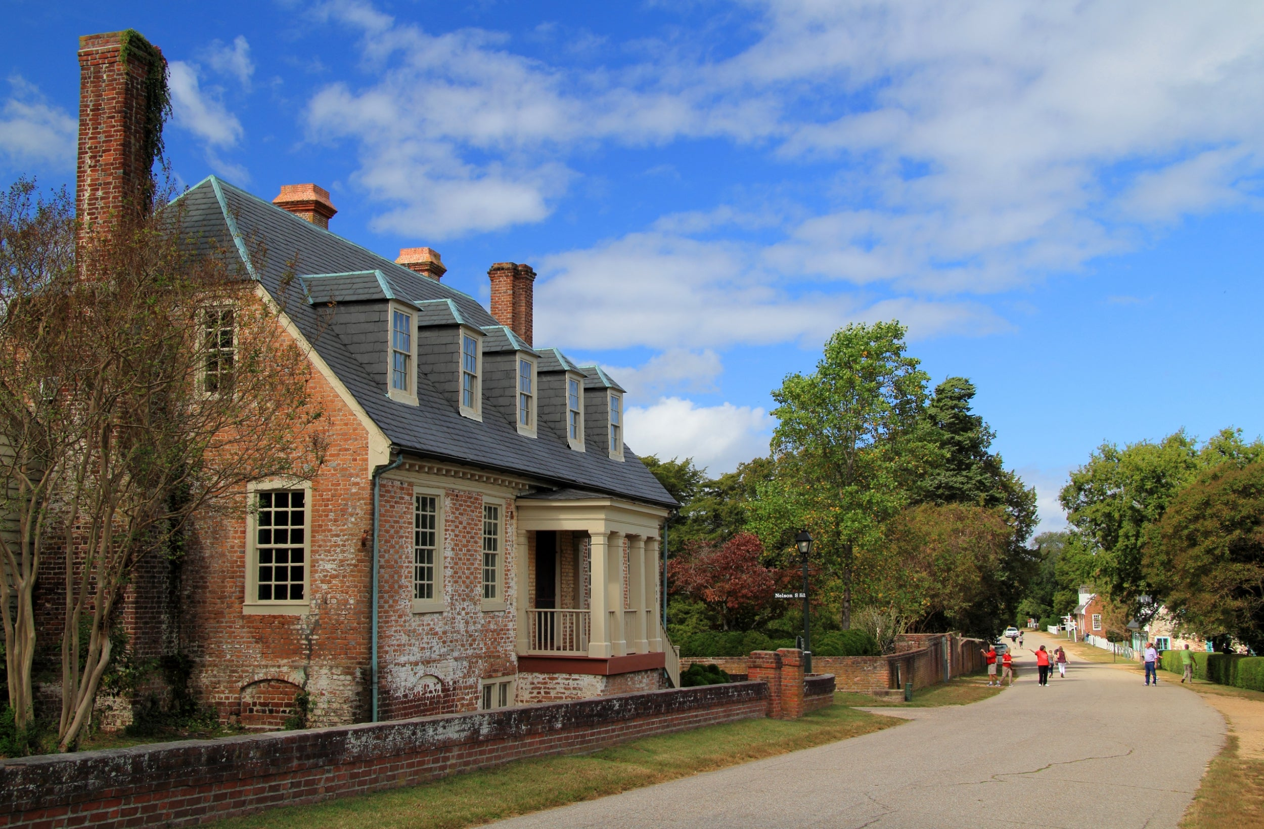 Williamsburg, Virginia: The cradle of American democracy reflects on its past