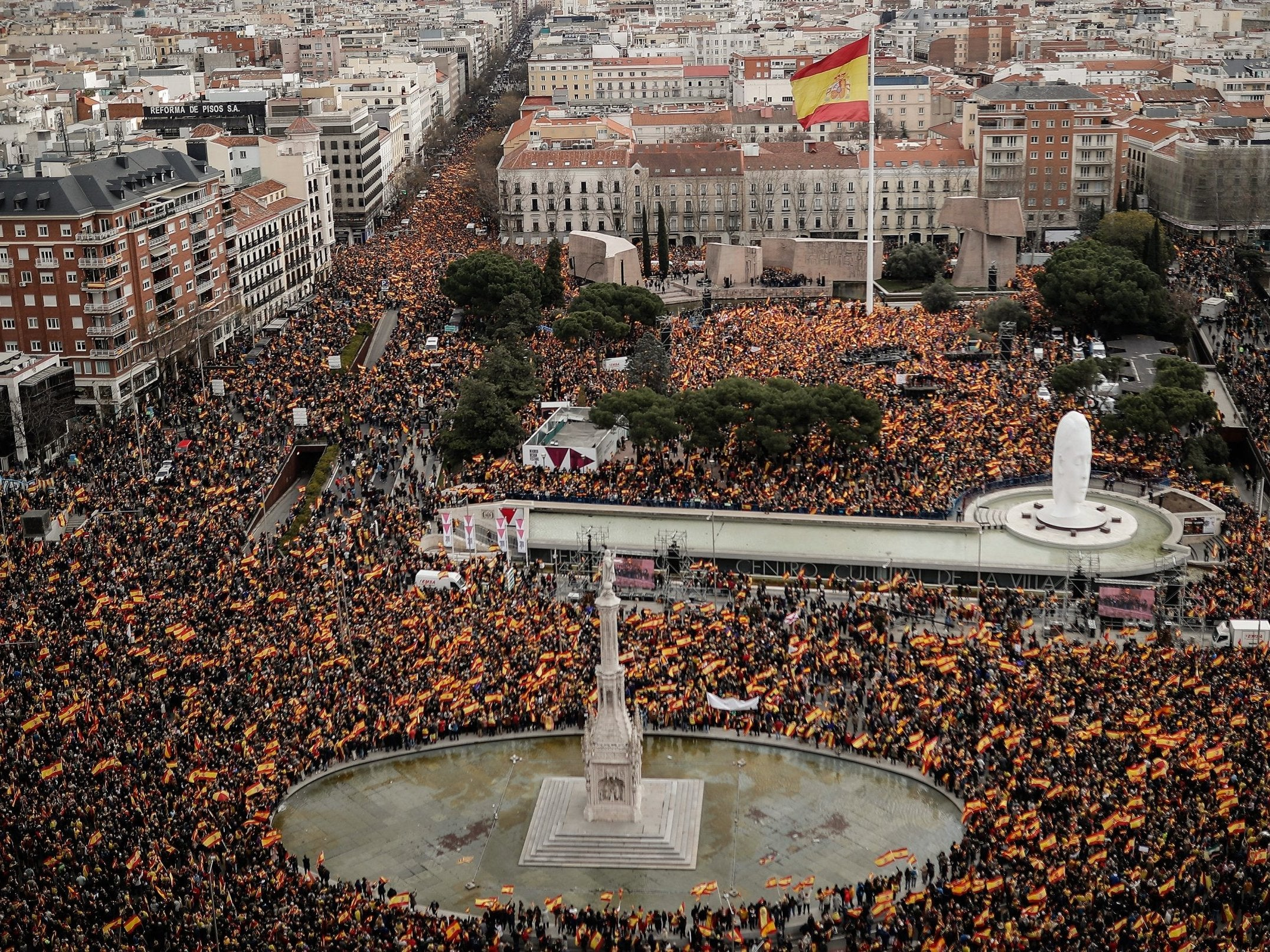 Editorial: Spain's trial of Catalan separatists is a terrible mistake