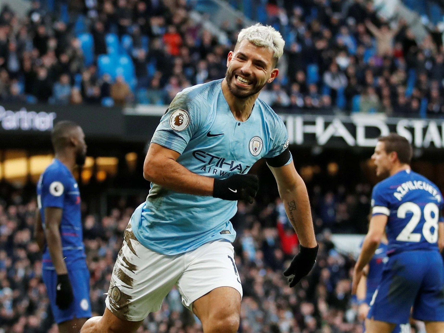 Image result for sergio aguero
