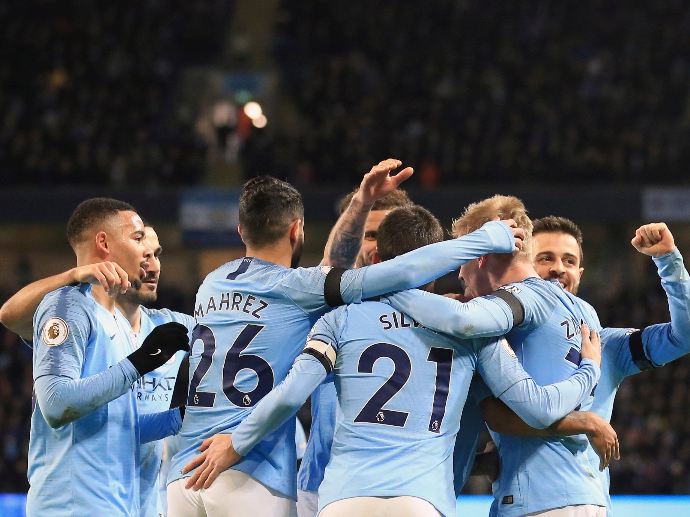 Man City Vs Chelsea: Man City Vs Chelsea Result: Champions Hit New Heights As