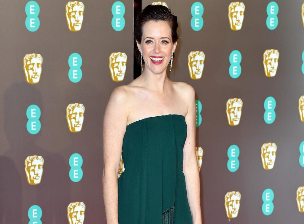 Claire Foy will be officially replaced by Olivia Colman in 'The Crown' later this month