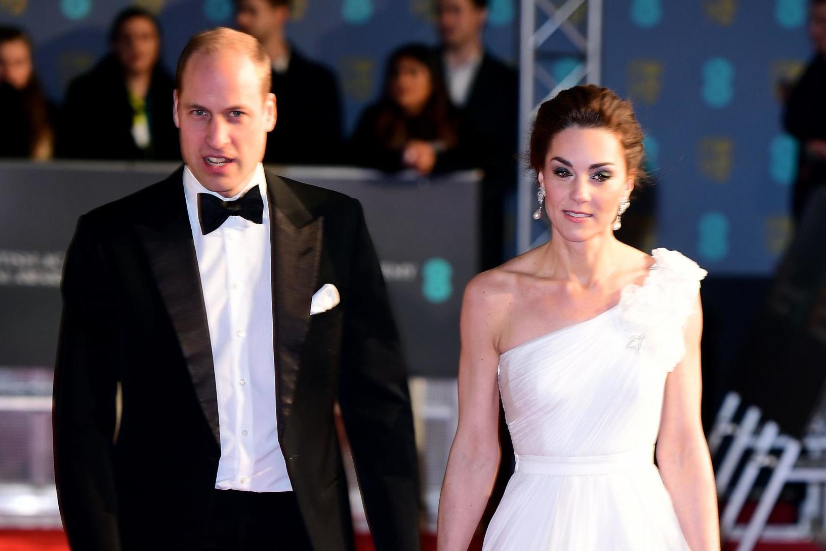 On Kate Middleton