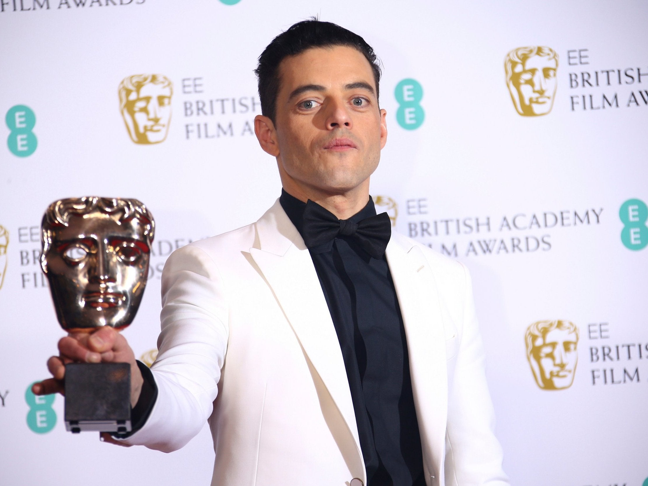 Rami Malek shares story about Freddie Mercury on Bafta red carpet: 'I don't know if Bob Geldof will kill me for this'