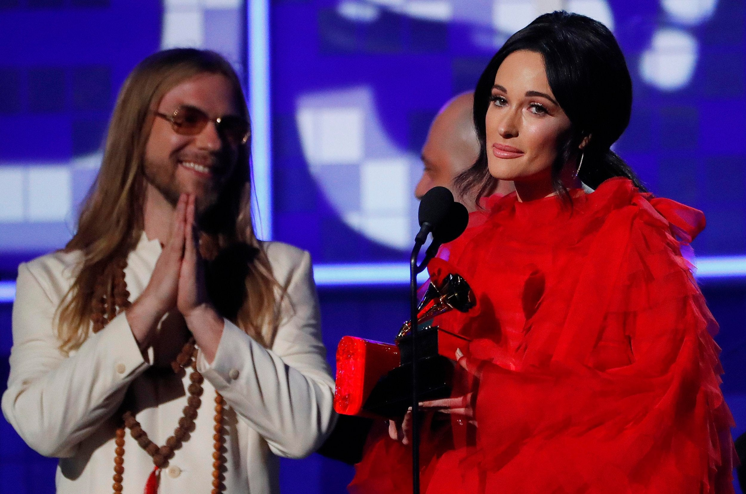 Grammys 2019: Kacey Musgraves wins Album of the Year on