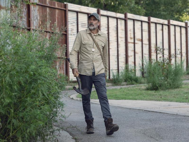 The Walking Dead season 9 episode 9, review: Negan's solo journey