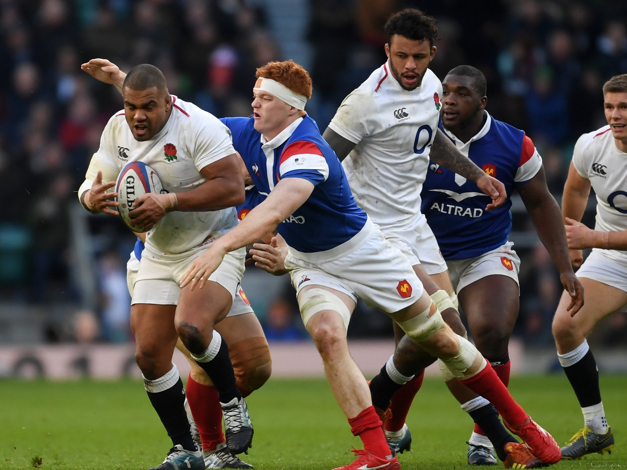 9a7a4a8ebe5 Six Nations team of the weekend: Owen Farrell, Jonny May and Josh ...
