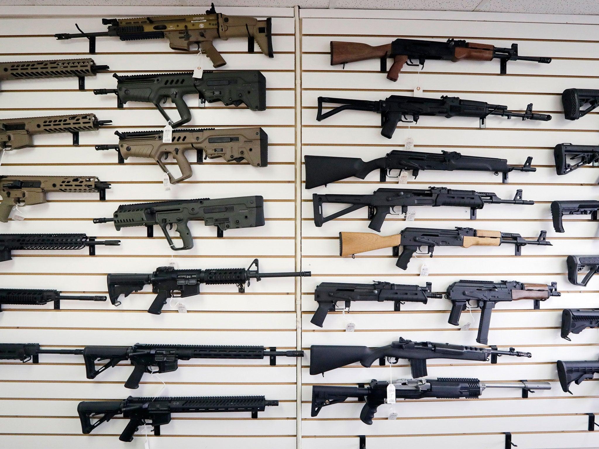 Sheriffs refusing to enforce new Washington state rules on semi-automatic weapons