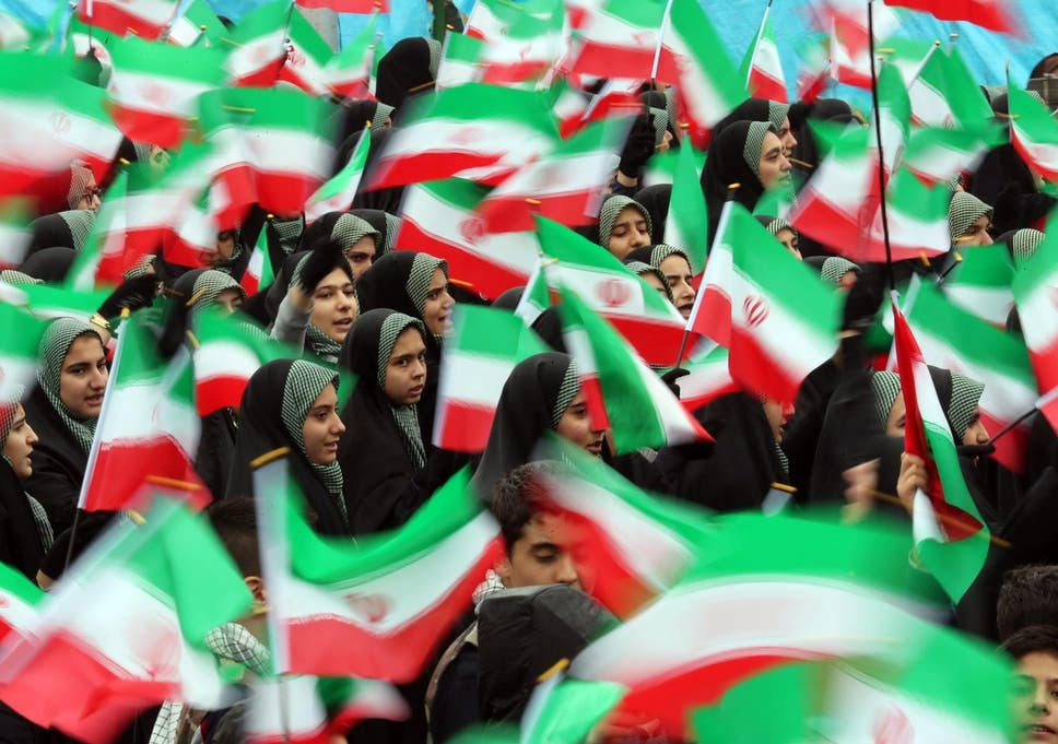 Consider the anniversary of the Iranian Revolution in the context of the 1980-86 war