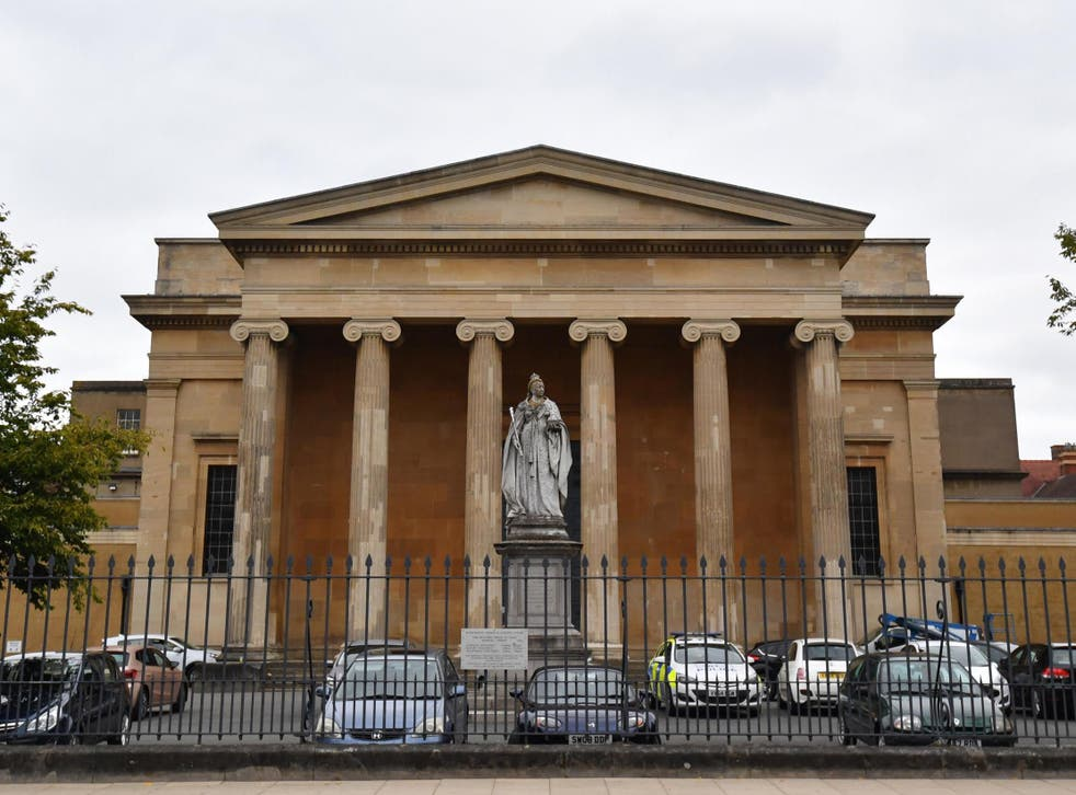 Worcester Crown Court (file photo)