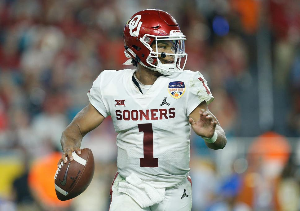 Kyler Murray picks the NFL  Dual-sport starlet turns his back on ... f0bb9b4cf