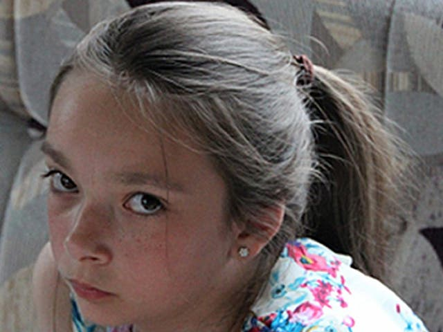 Undated handout file photo issued by Nottinghamshire Police of Amber Peat