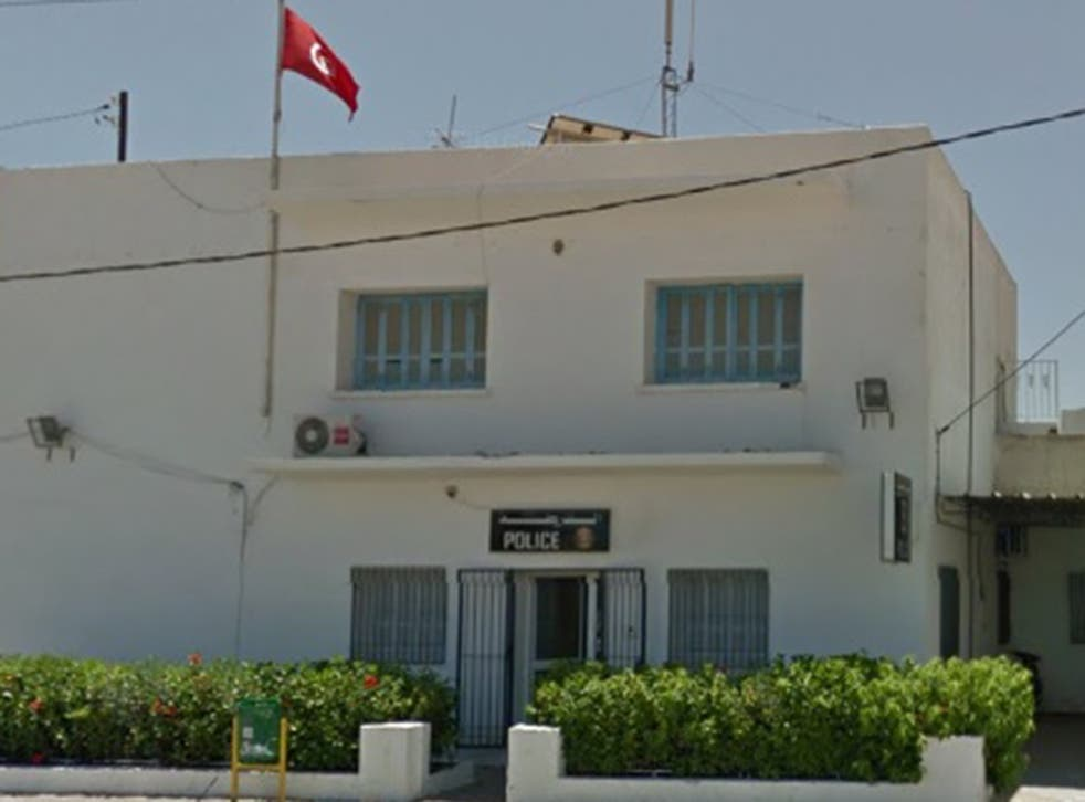 The man was charged after reporting that he was robbed and raped at a police station in Sfax.