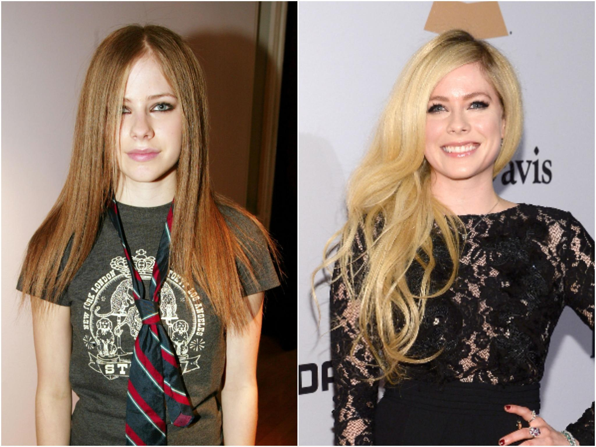 Avril Lavigne Responds To Rumours She Died And Was Replaced By