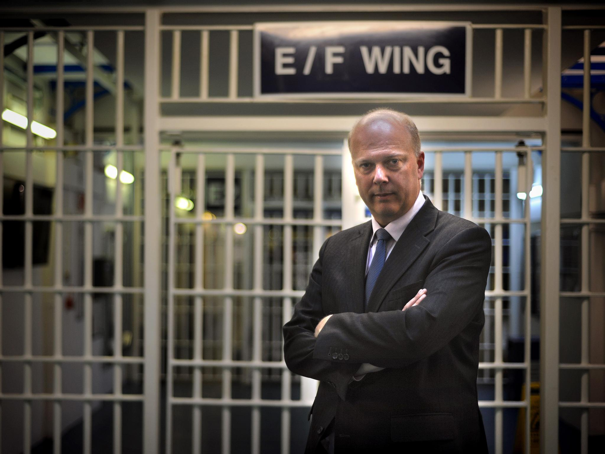 Probation services are failing thanks – once again – to none other than Chris Grayling