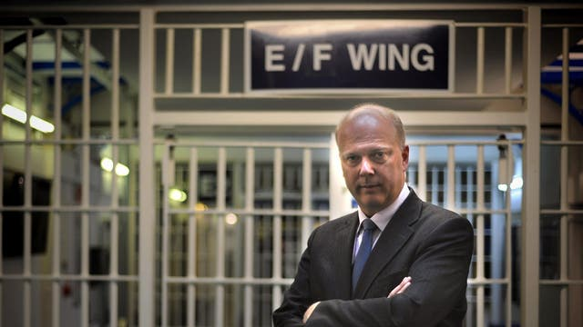 Then Justice Secretary Grayling introduced a ban on sending books to prisoners in November 2013. The ban was later deemed unlawful by the High Court