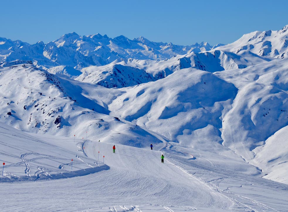 Baqueira Beret offers sunny Spanish slopes