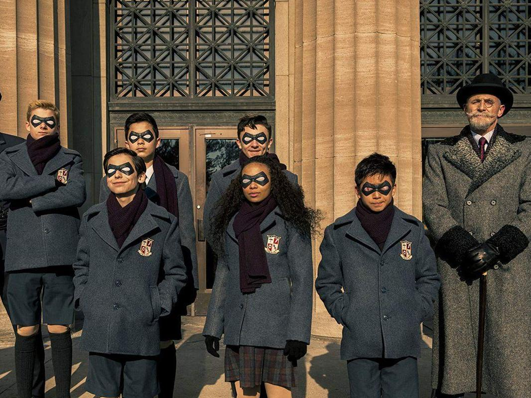 The Umbrella Academy review: Netflix superhero tale more indebted to Wes Anderson than Stan Lee