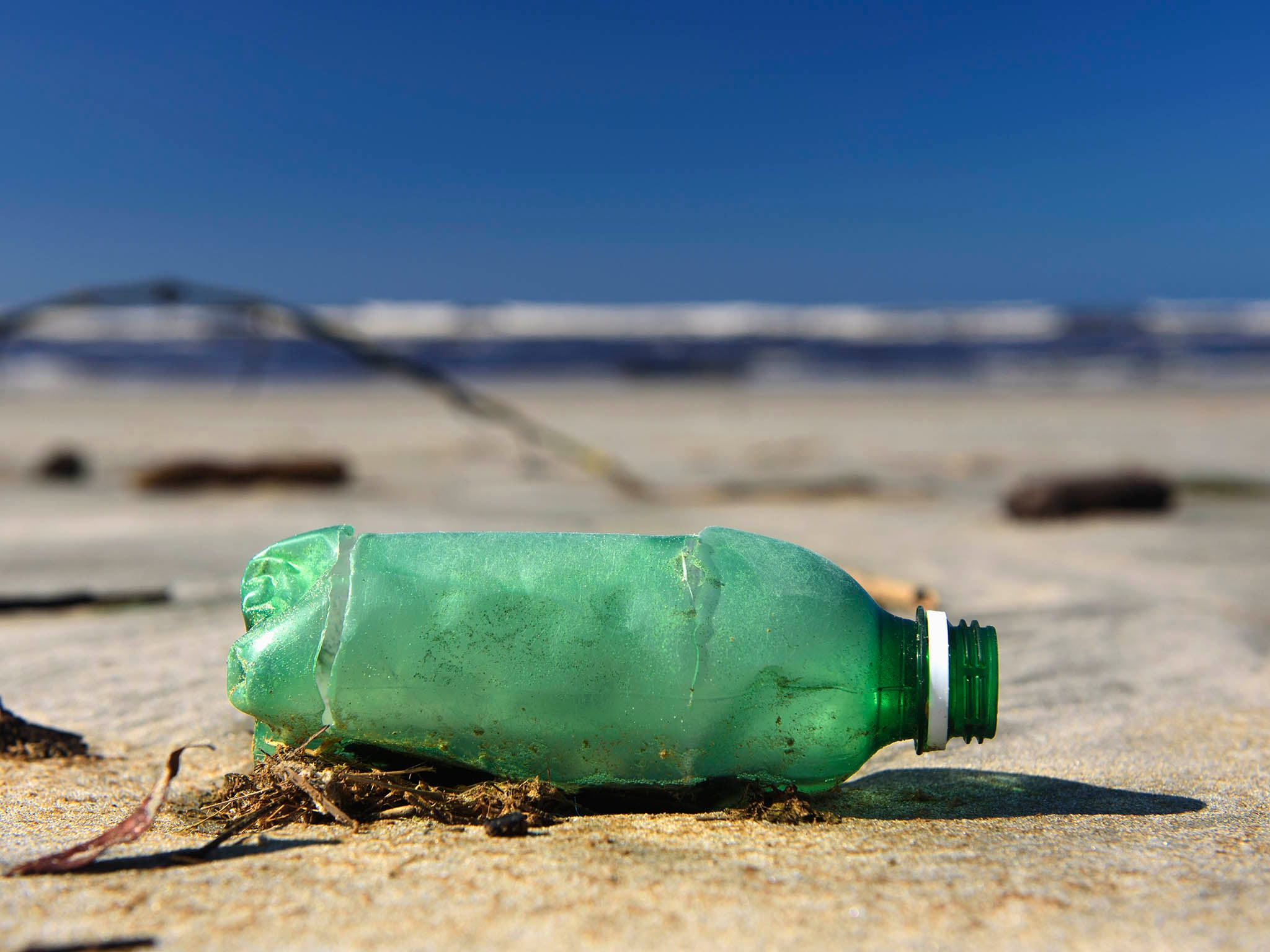 More plastic water bottles being sold in UK than ever before