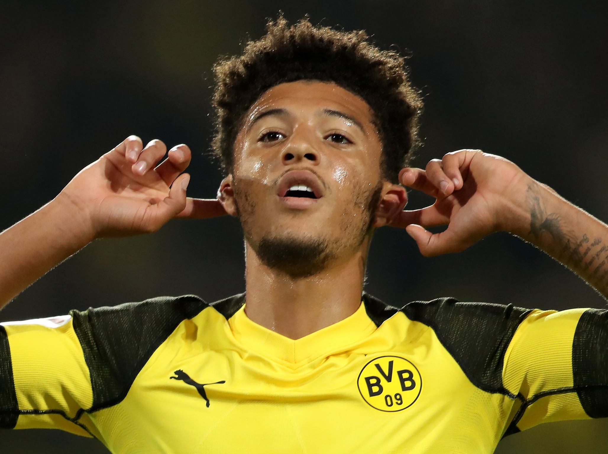 Jurgen Klopp admits he wanted to sign Jadon Sancho – and explains why he wasn't able to