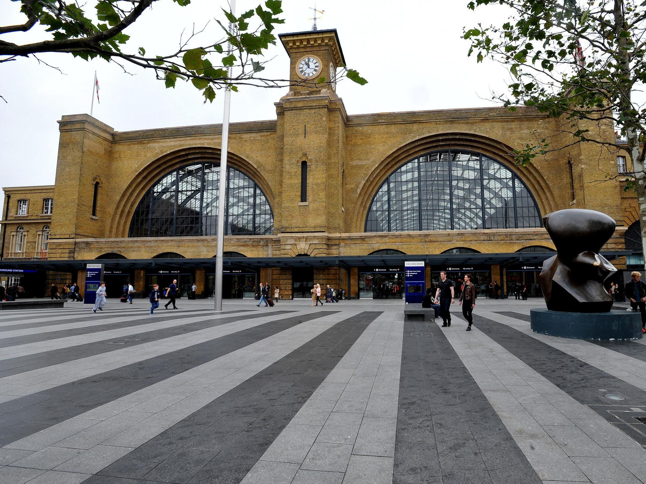 King's Cross is London's most stressful tube station