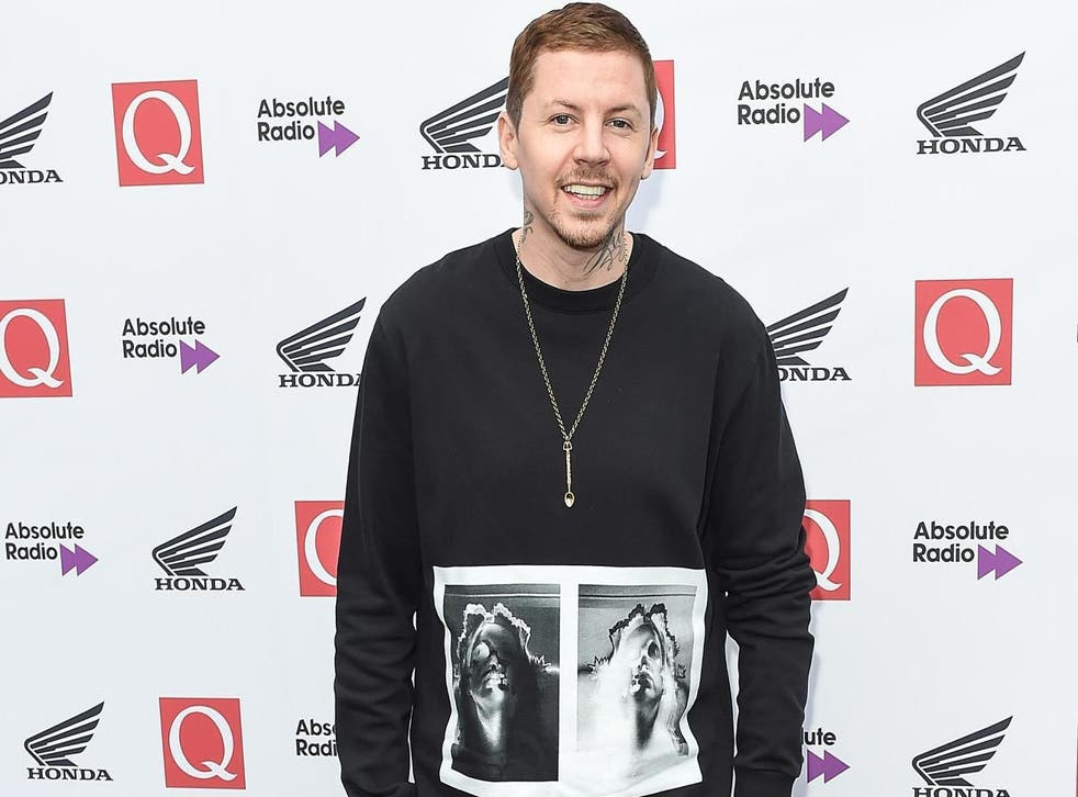 The rapper's fall was caused by seizures (Getty)