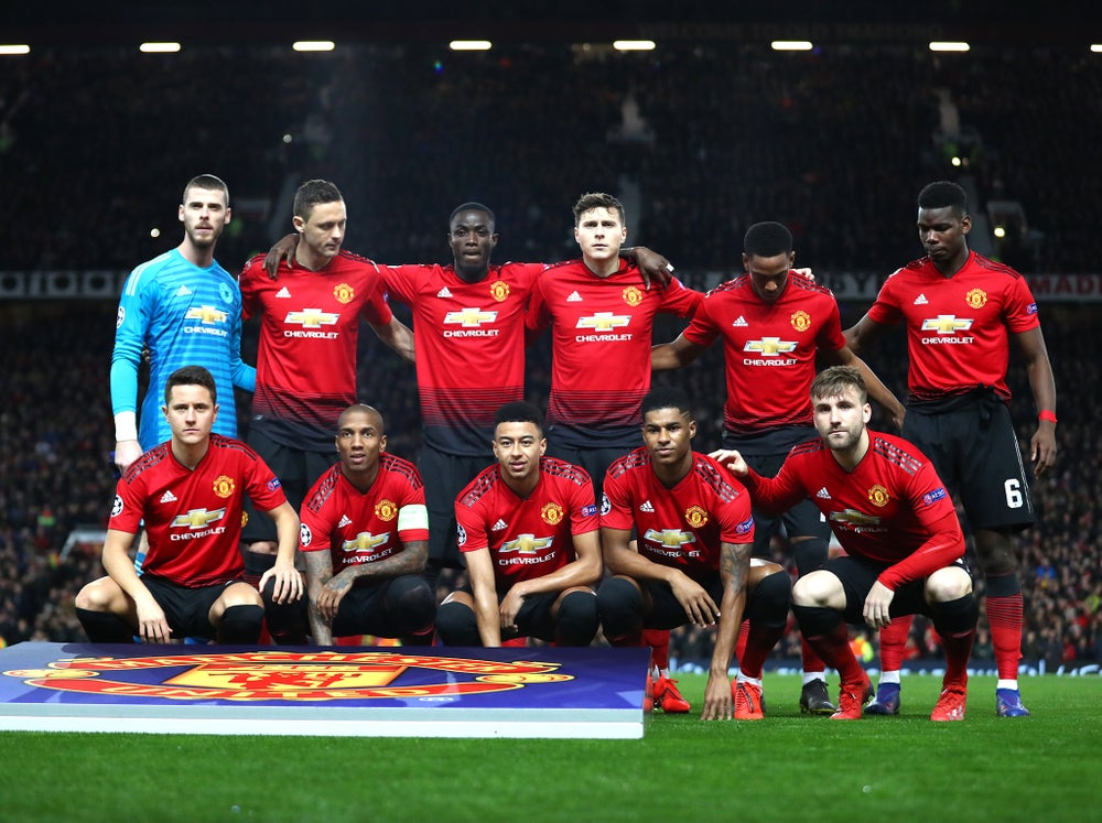 Manchester United Vs Psg Player Ratings