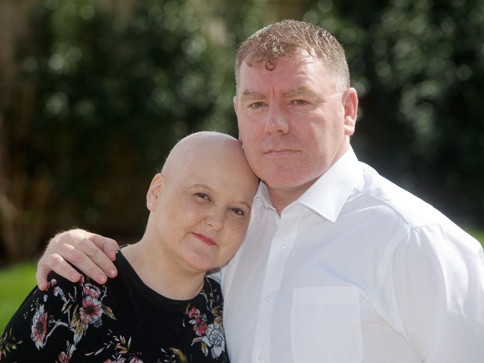 Nurse leaving message for NHS on death bed after cervical cancer