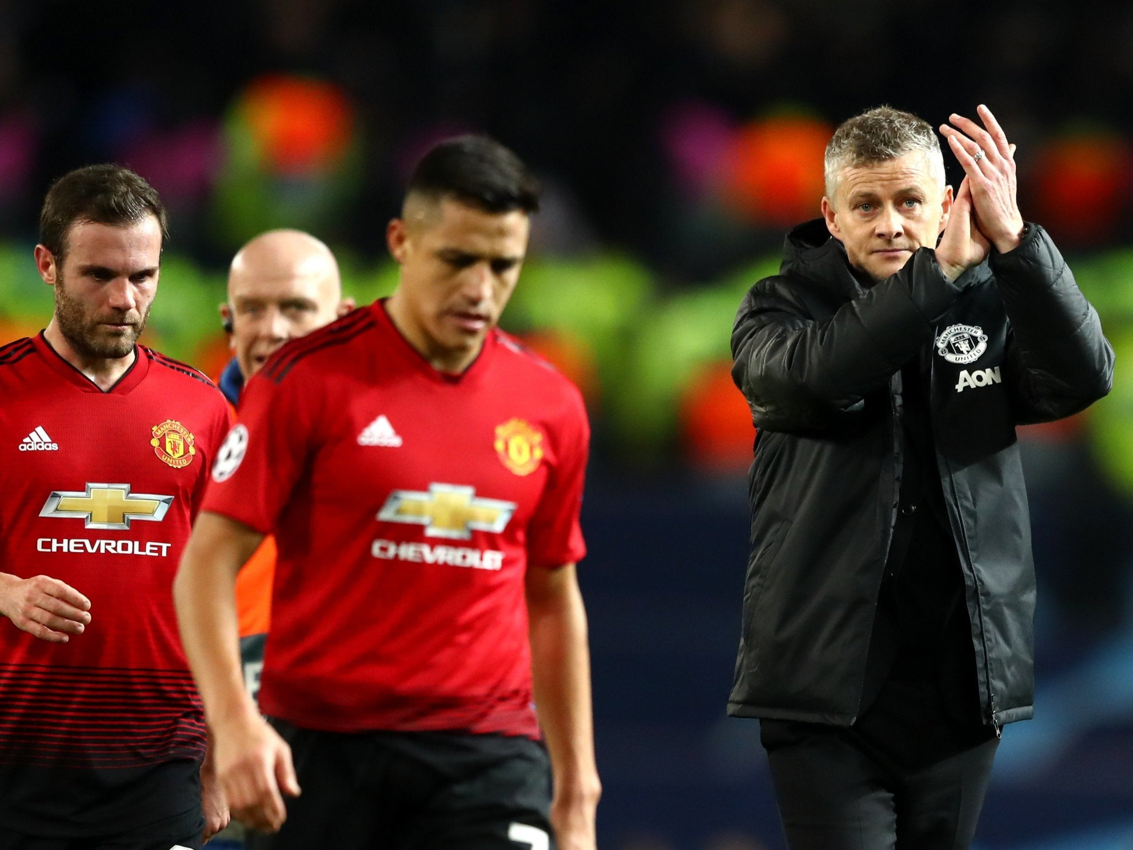 Manchester United's Champions League Defeat By PSG Leaves