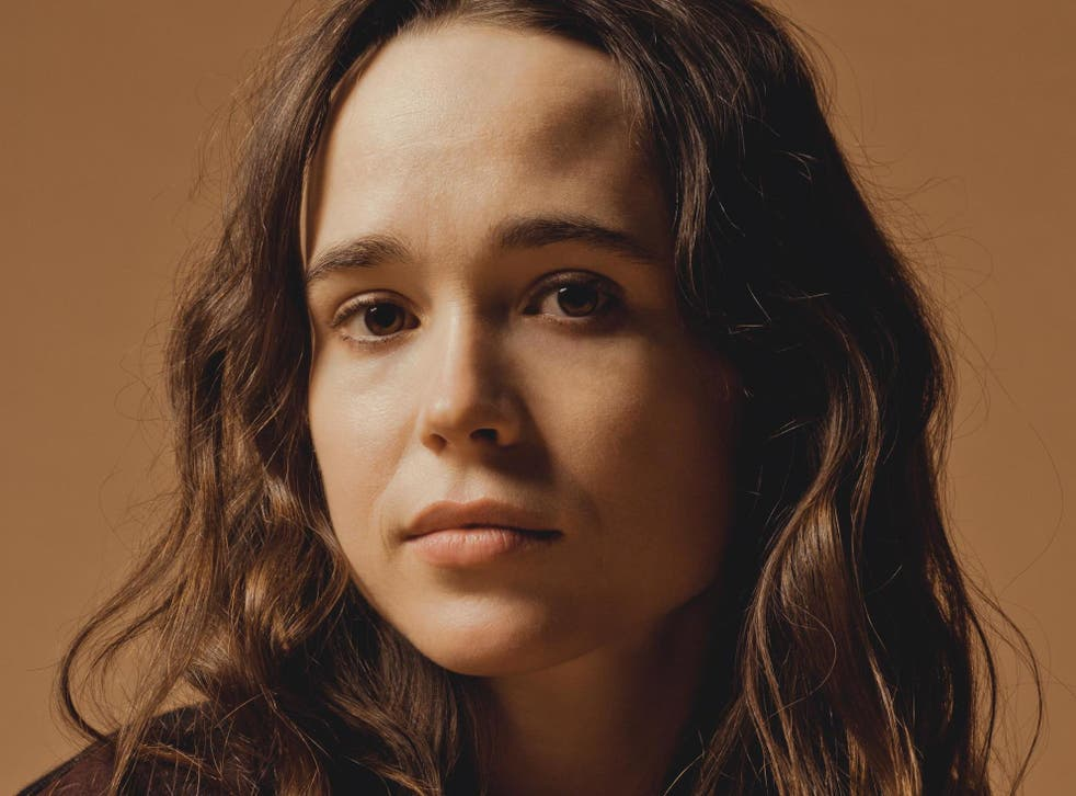 'Coming out cured me of panic attacks': actor Ellen Page