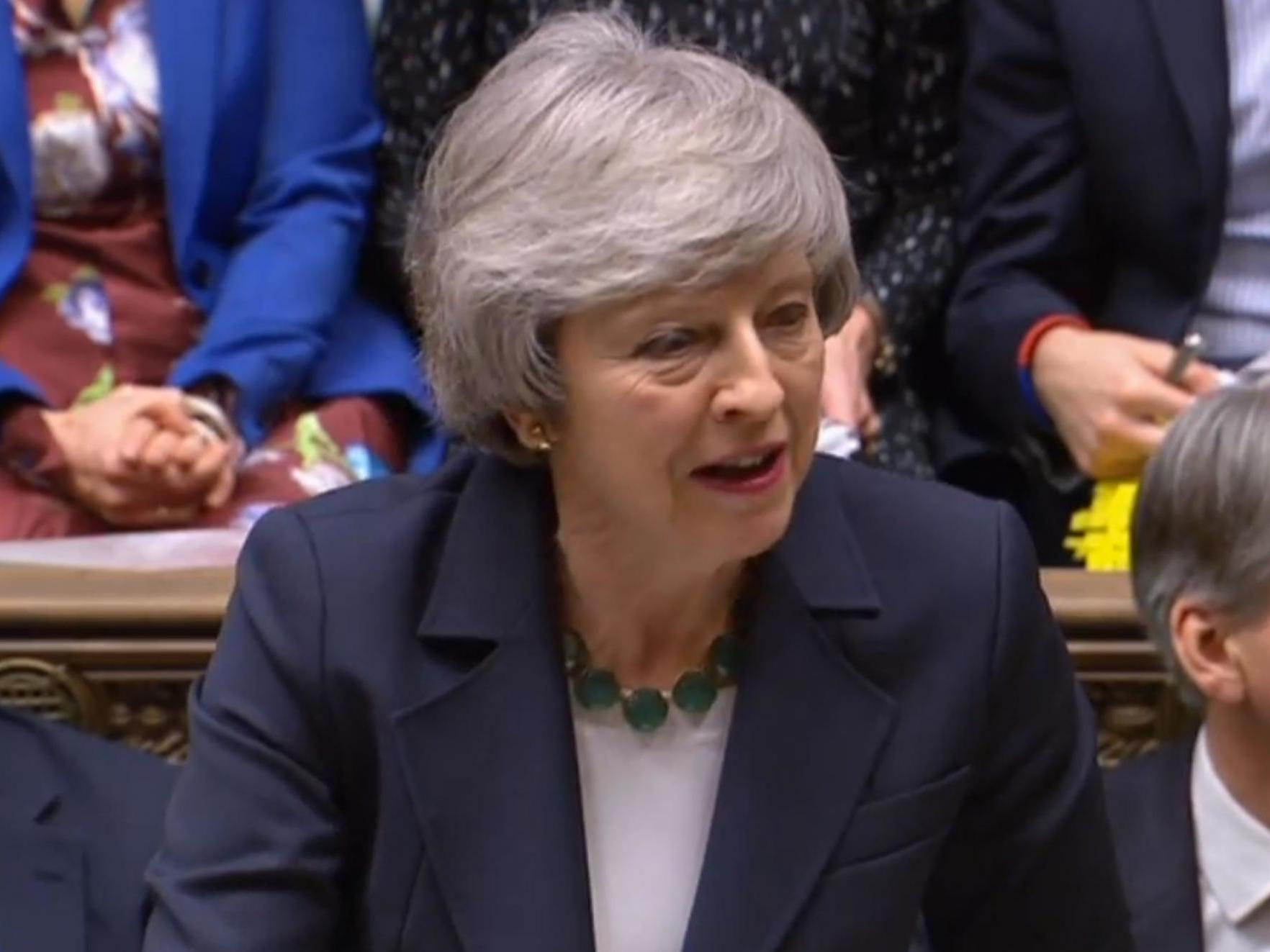 The Shamima Begum debate plays right into Theresa May's hands