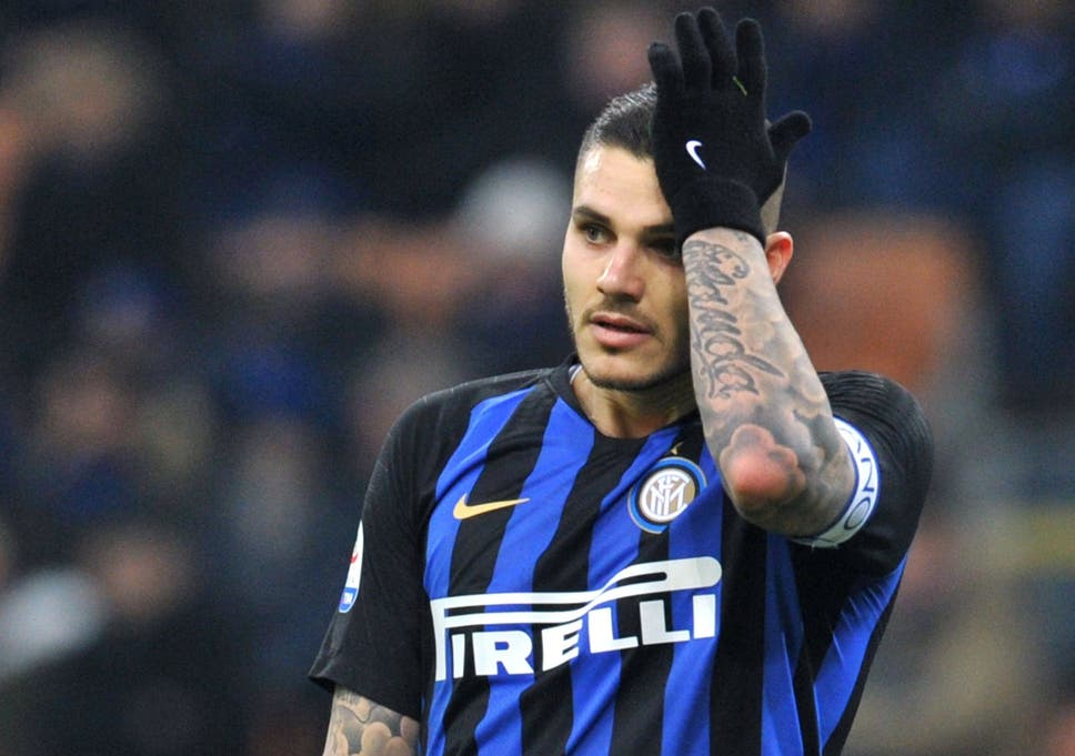 finest selection f0ec2 eb7e5 Mauro Icardi calls for respect as feud with Inter Milan ...