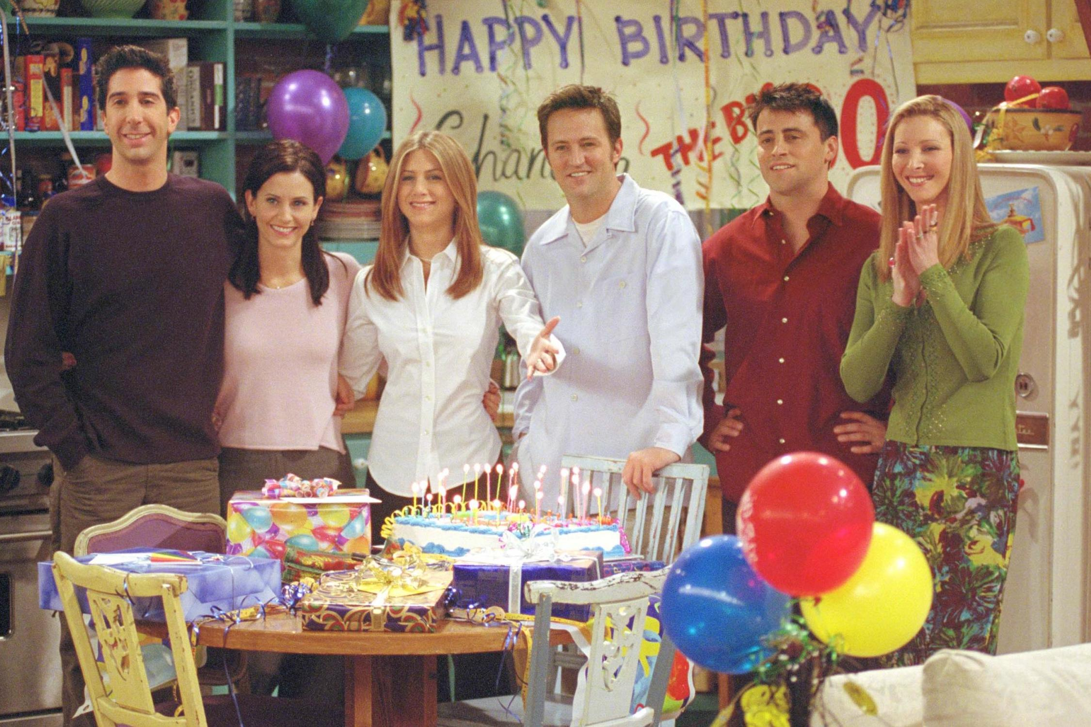 Netflix Responds To Reports That Friends Is Leaving The Service