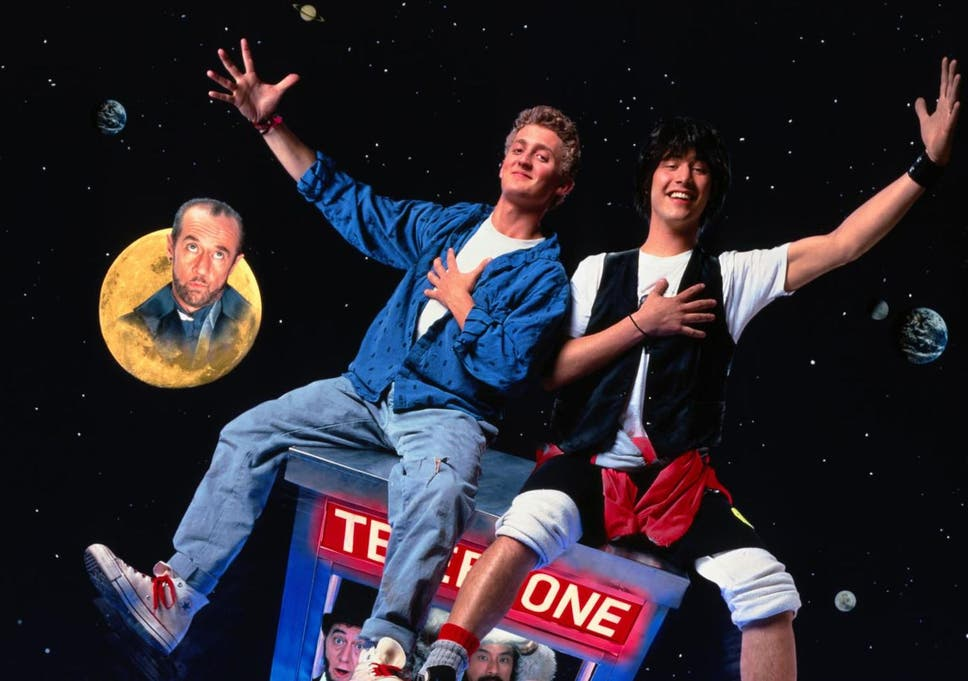 Bill and Ted's Excellent Anniversary: How two guitar-wielding