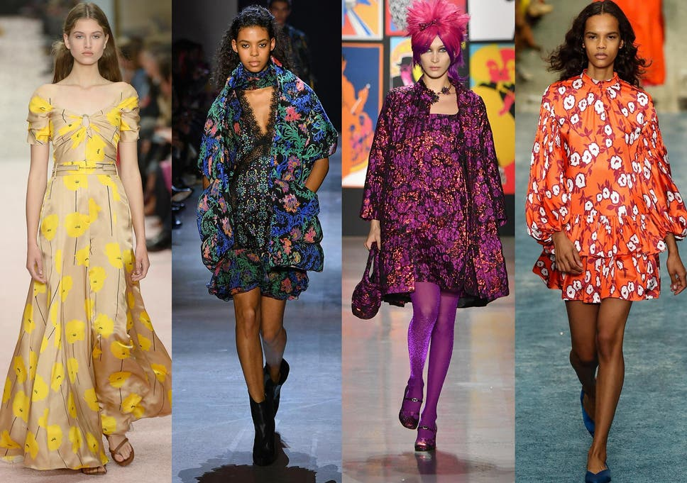 5dd52be58ab5 New York Fashion Week: The major style trends you need to know about ...