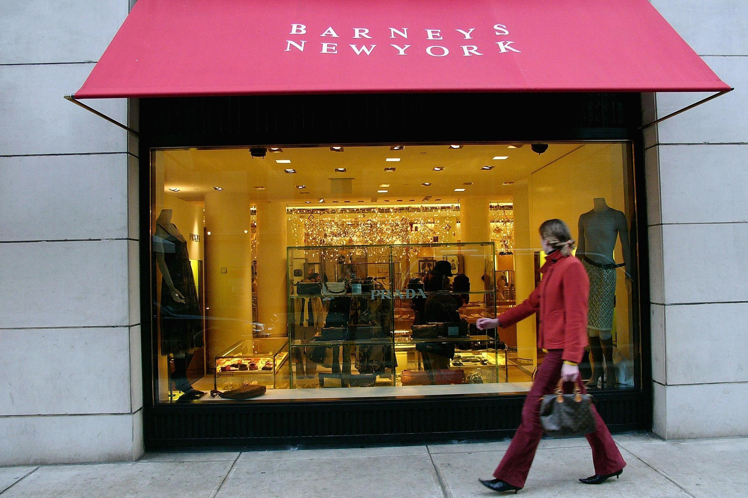 Barneys department store introducing cannabis section