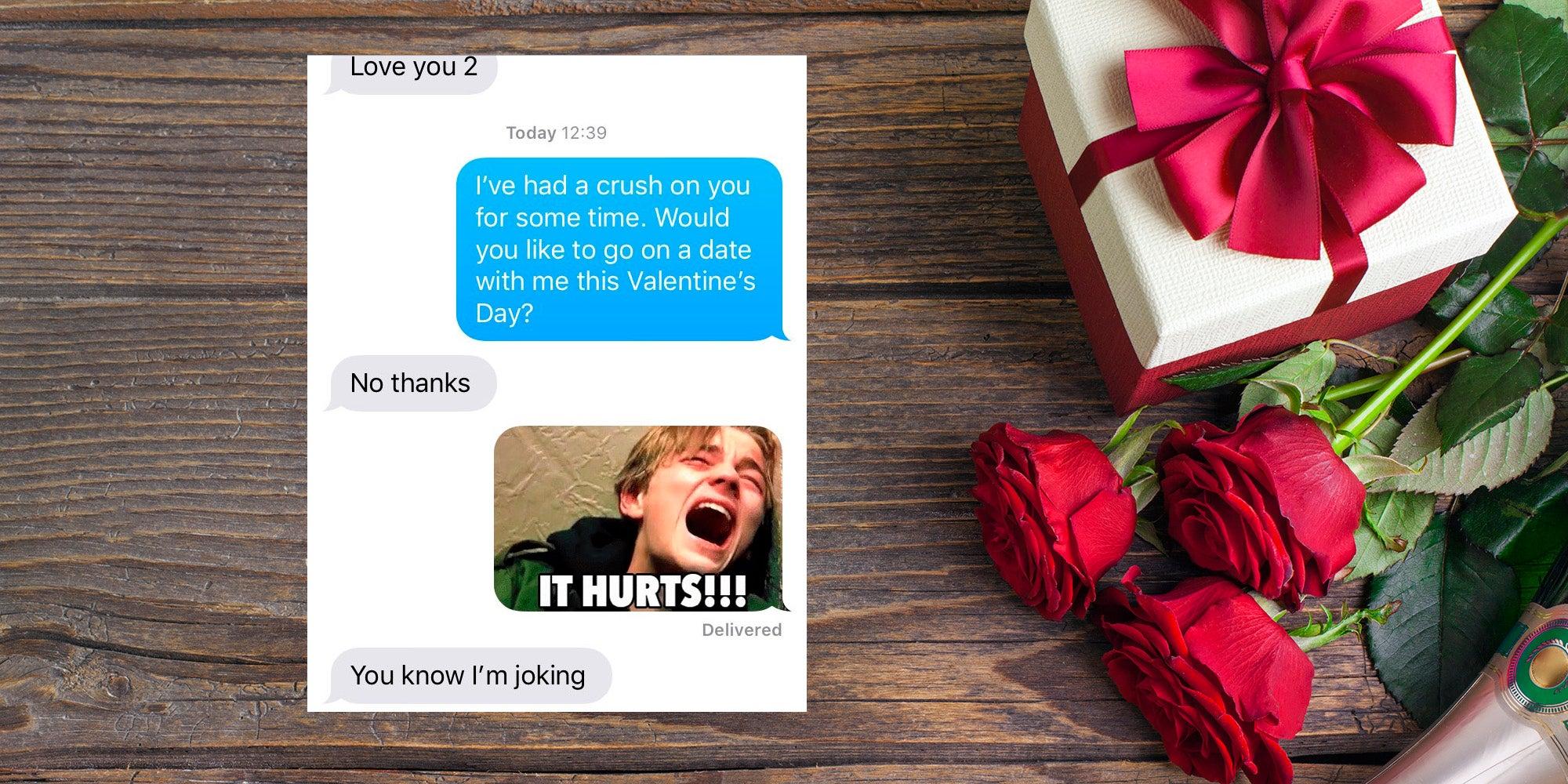 valentines gift for guy im dating