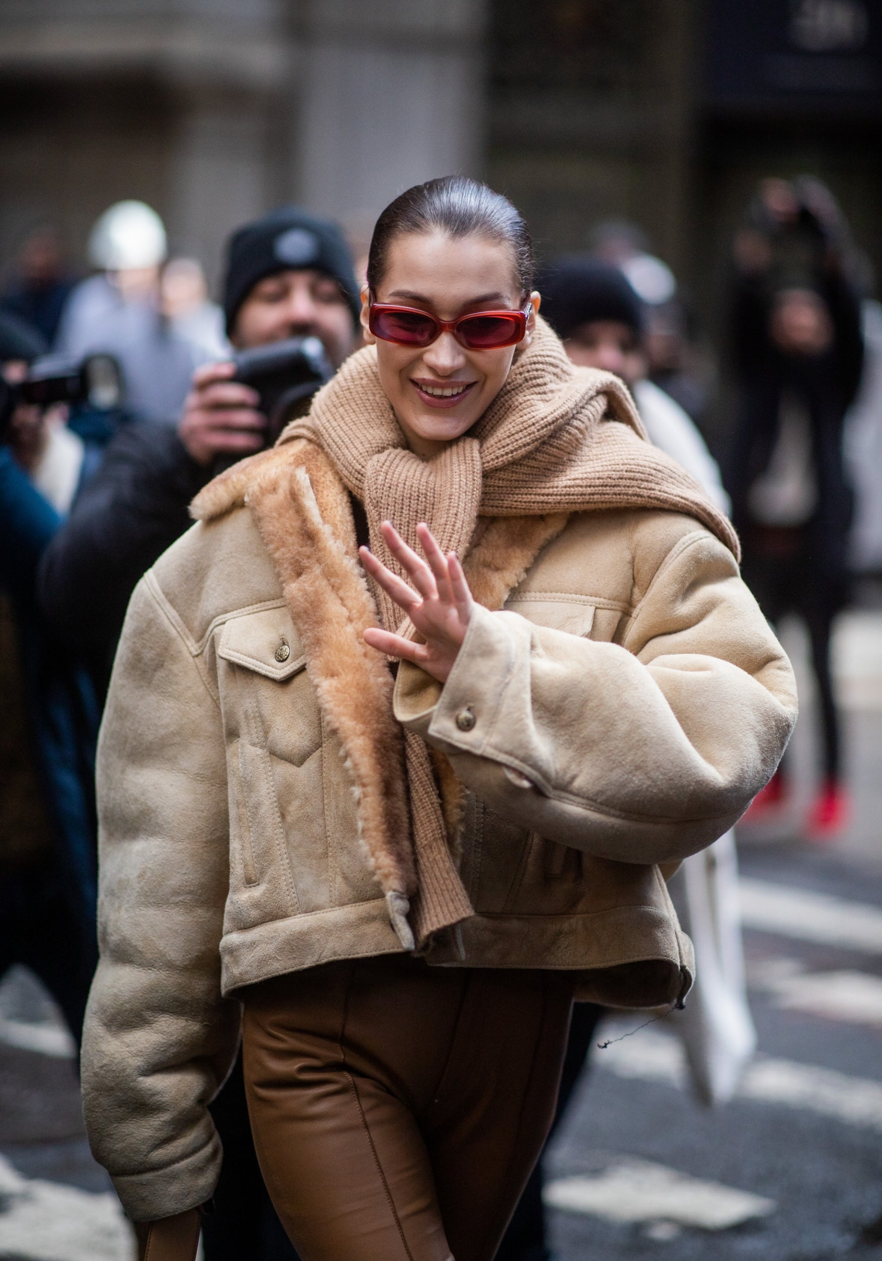 99477d7948fa New York Fashion Week: The best moments so far, Tom Ford's anti ...