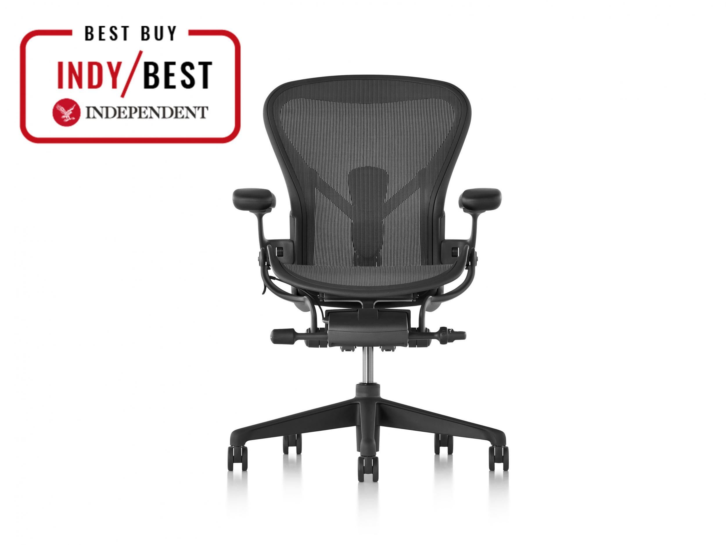 The original herman miller aeron desk chair