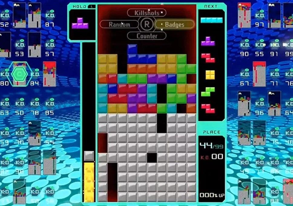 Tetris 99: Most unexpected battle royale game yet arrives to