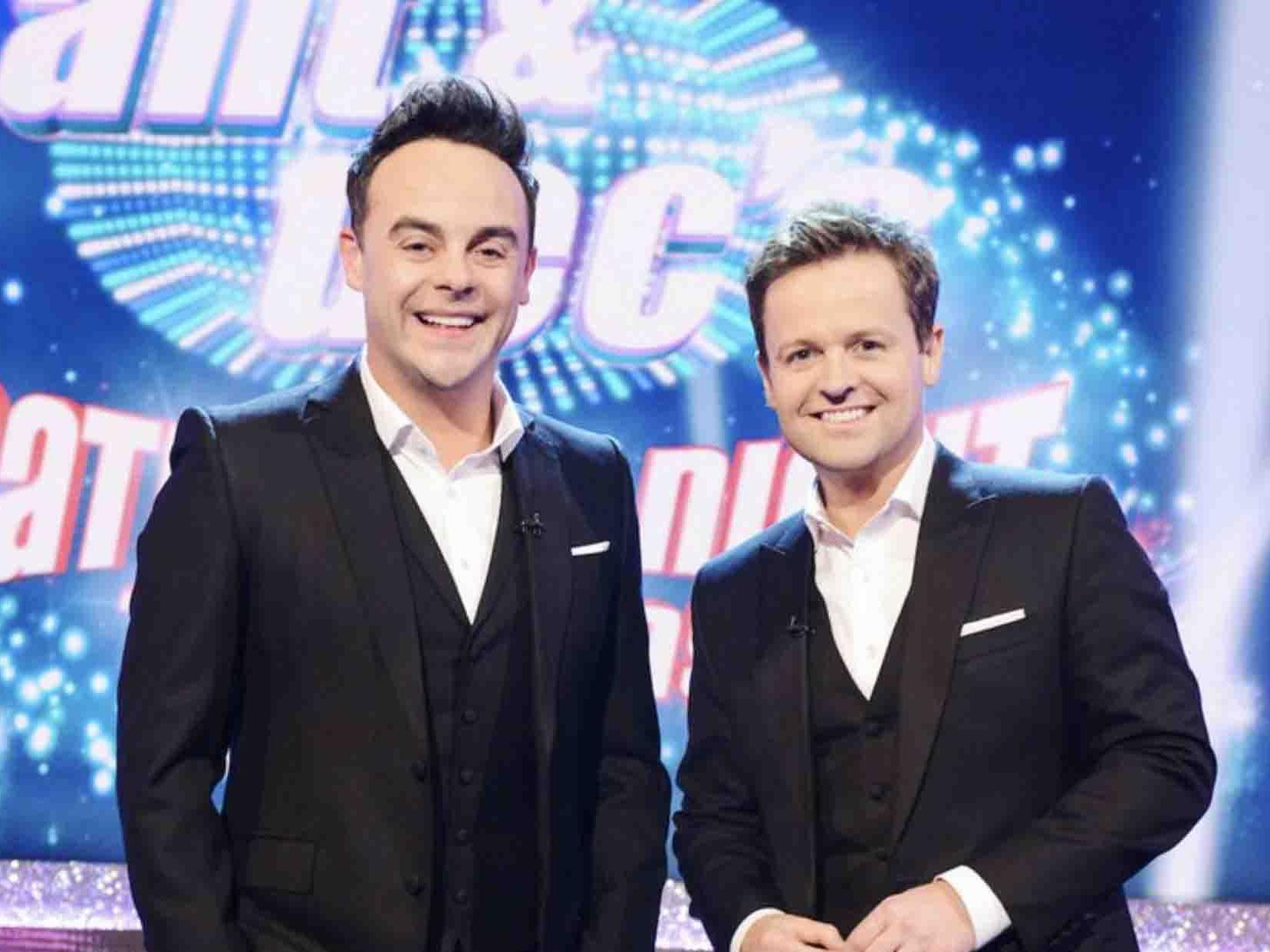 Ant and Dec caught up in blackface row as controversial Saturday Night Takeaway footage resurfaces