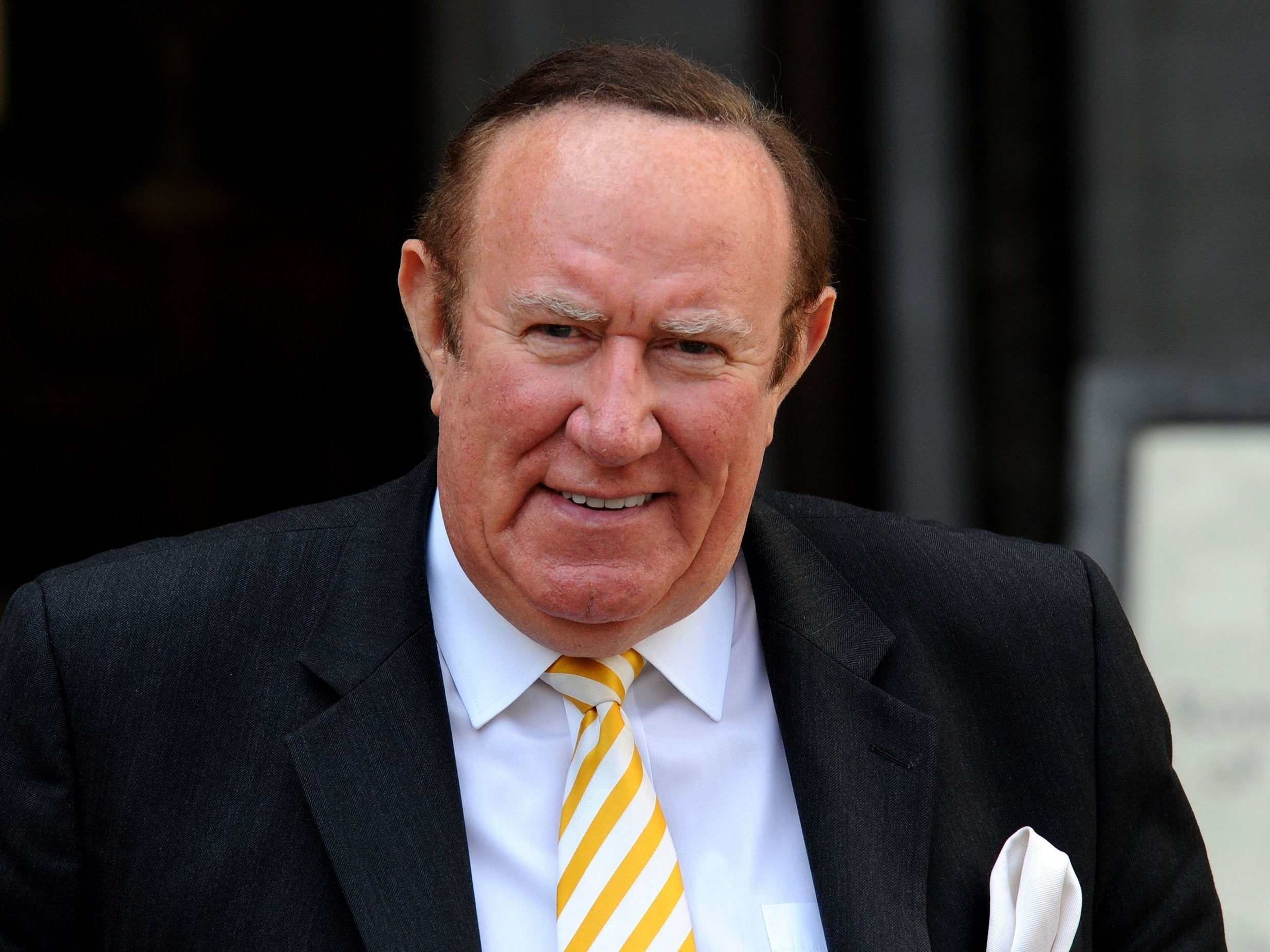 Trump didn't think he'd win election and only ran so he'd make more money than Bill Clinton, Andrew Neil claims - independent