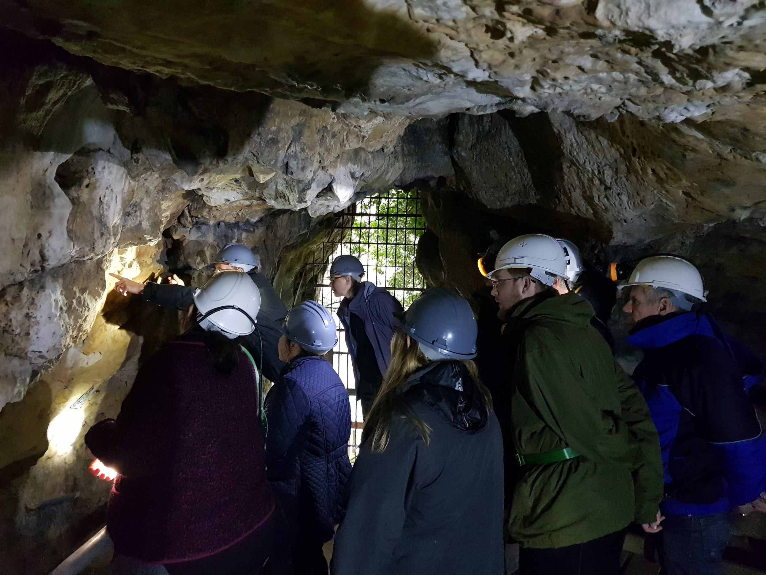 'Gateway to Hell': Hundreds of historic anti-witch marks discovered in Nottinghamshire cave