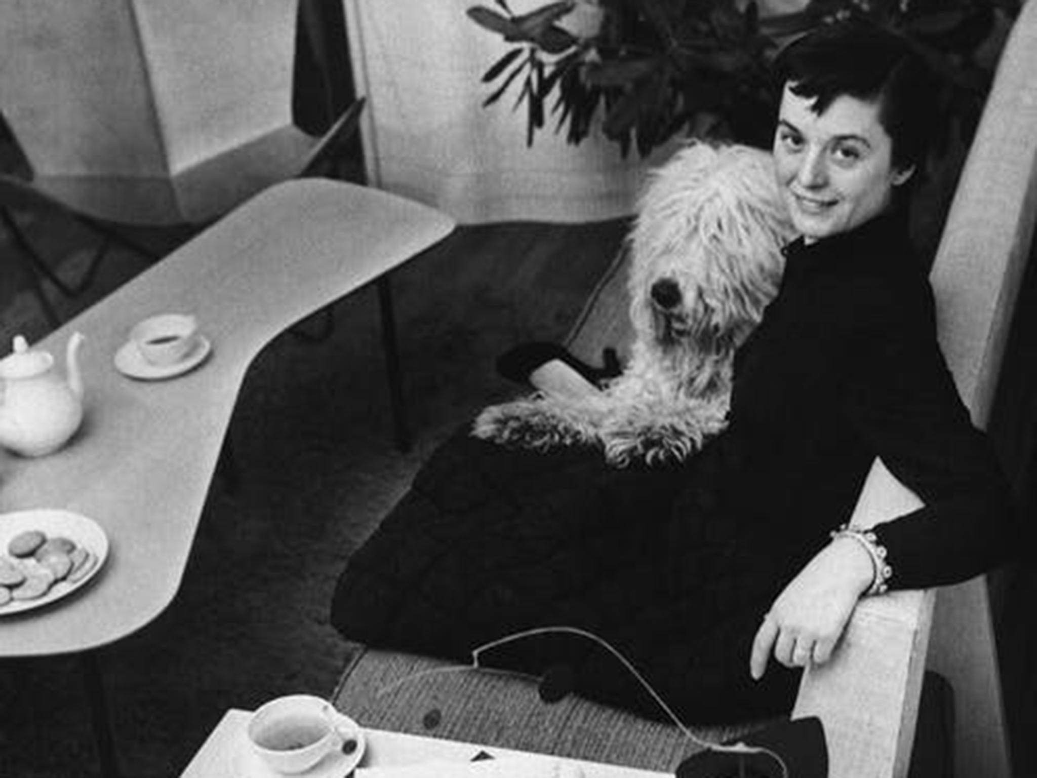 Florence Knoll Bassett was a US diplomat... through her revolutionary office designs