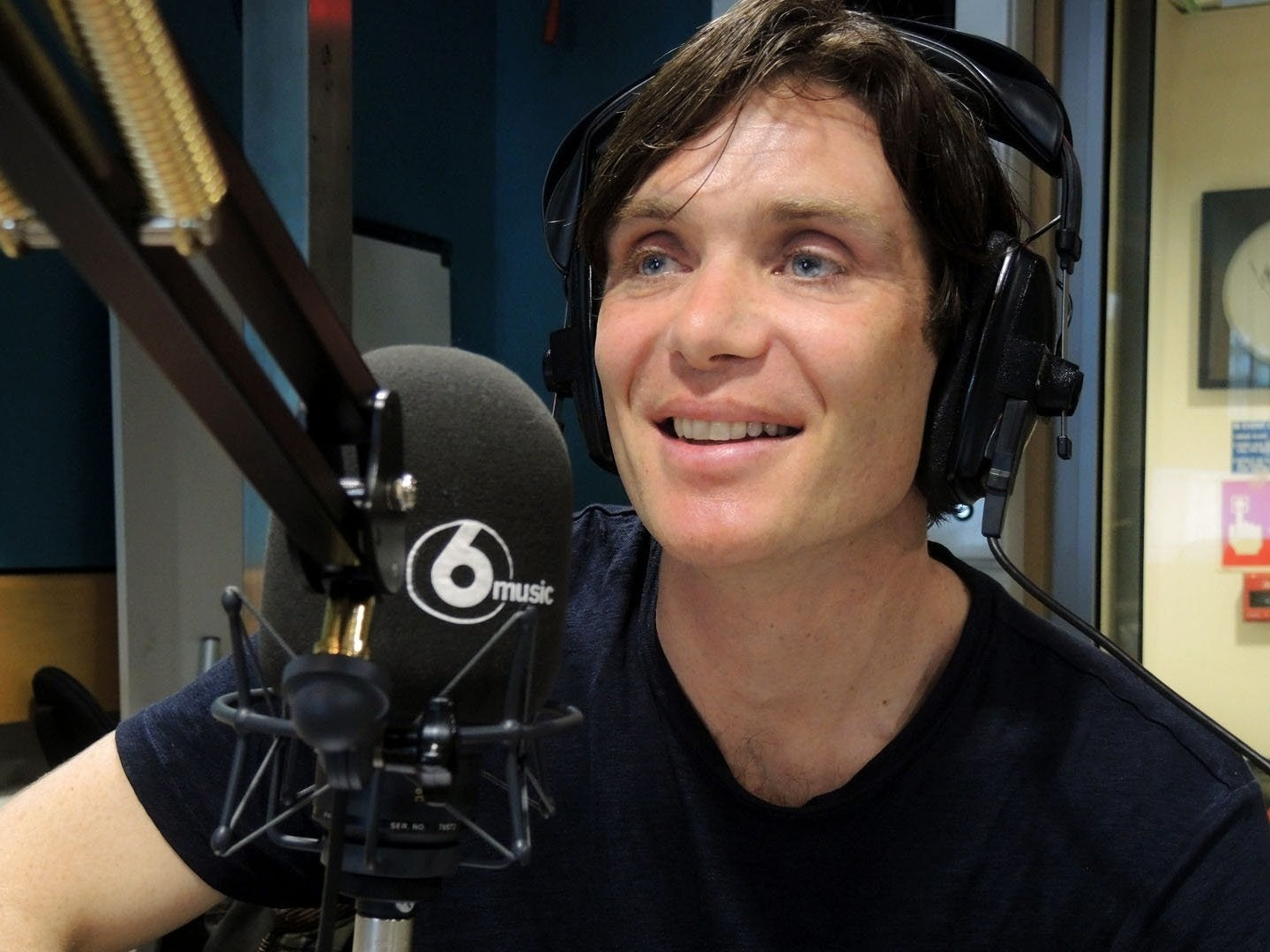 Peaky Blinders star Cillian Murphy to stand in for Guy Garvey on BBC Radio 6 Music