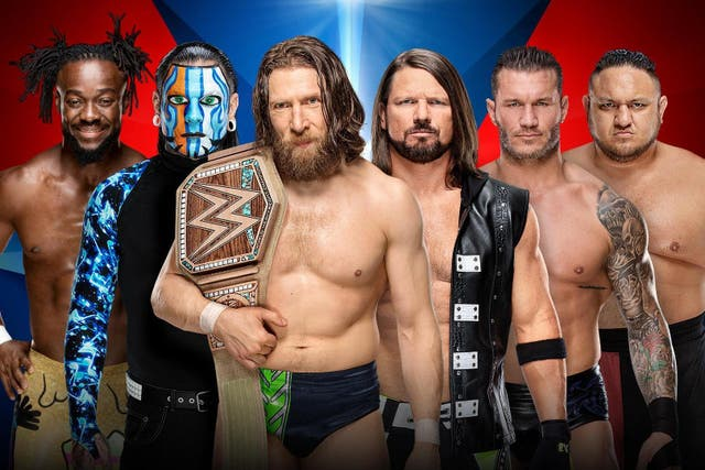 WWE Elimination Chamber will see six men battle it out for the WWE Championship